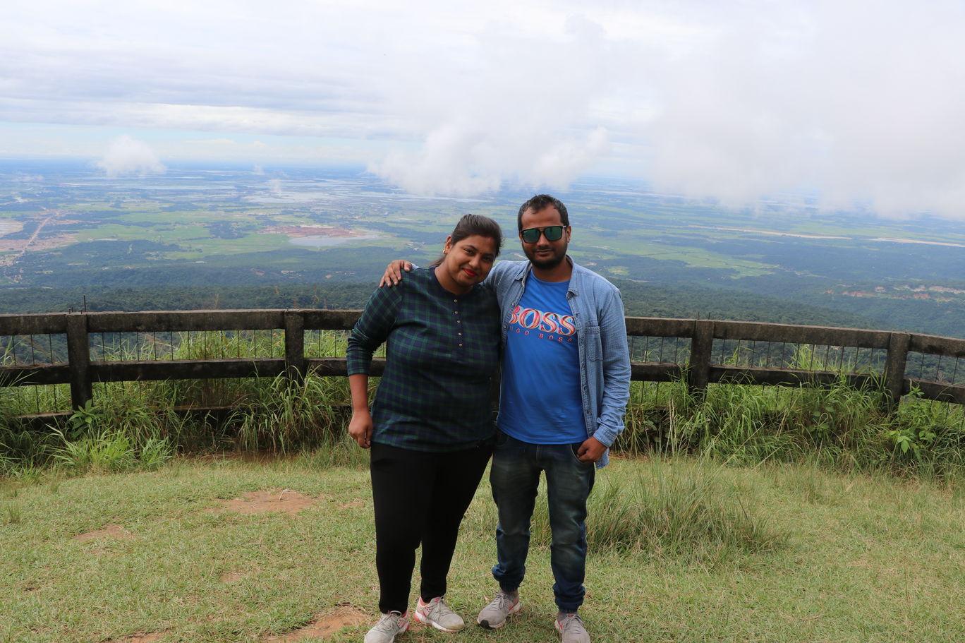 Ka Koh Ramaha, Near Bangladesh view Point - Cherapunjee, Meghalaya - TravelPlacesIndia.in