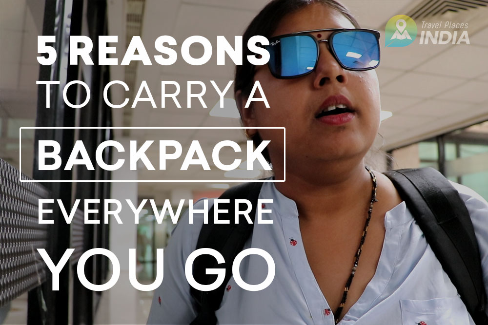 5 Reasons to Carry a Backpack Everywhere You Go