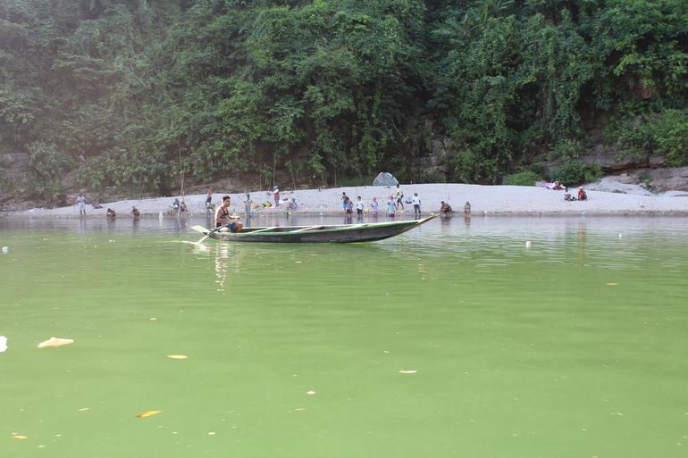 Dawki or Umngot River