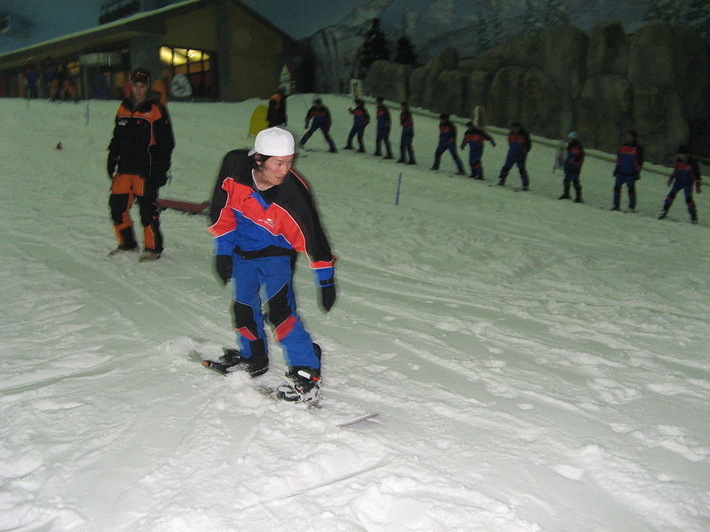 Top Attractions At Ski Dubai Snow Park