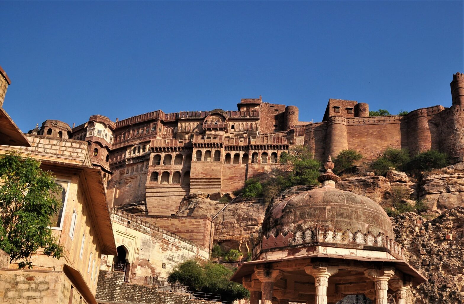 Facts about Mehrangarh Fort