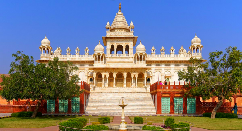Jaswant thada, The Taj mahal of Marwar