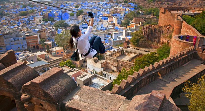 adventure things to do in Jodhpur