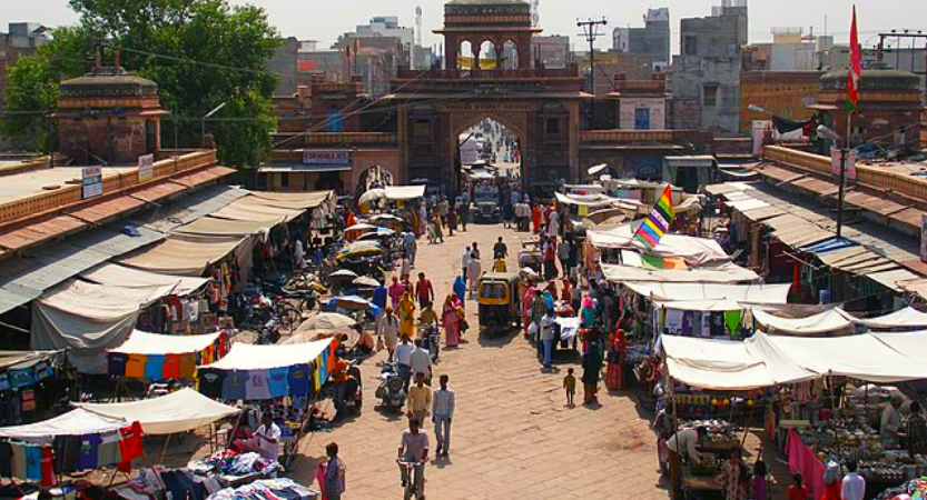 shopping places to visit in Jodhpur