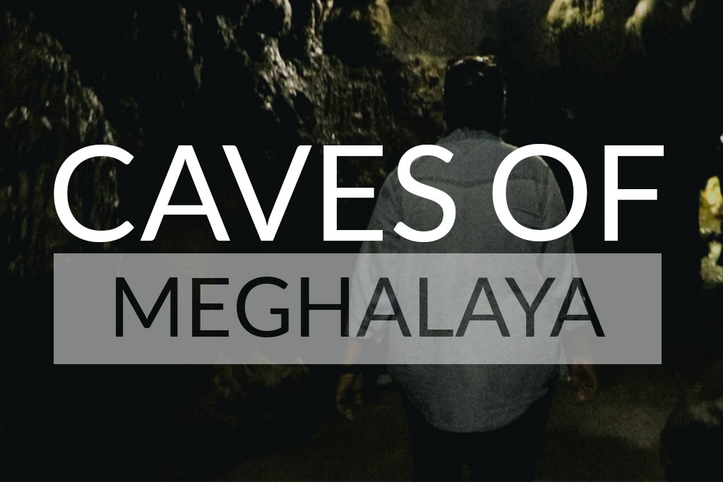 What are the Caves which you can visit in Meghalaya?
